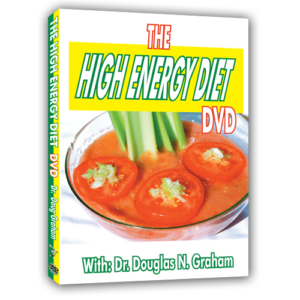 The High Energy Diet (DVD Video)