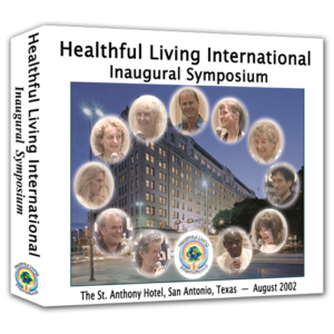Healthful Living International Symposium (9-DVD Video Set + 1 Bonus Audio CD)
