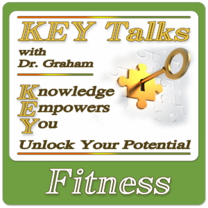 KEY Talk – The 6 Facets Of Fitness – REPLAY