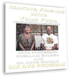 Making Friends with Your Food (6-DVD Video Set)