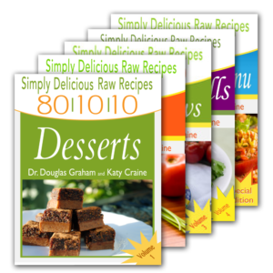 All 5 Simply Delicious Books in PDF