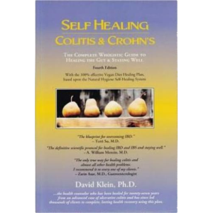 Self Healing Colitis and Crohn's 4th Edition
